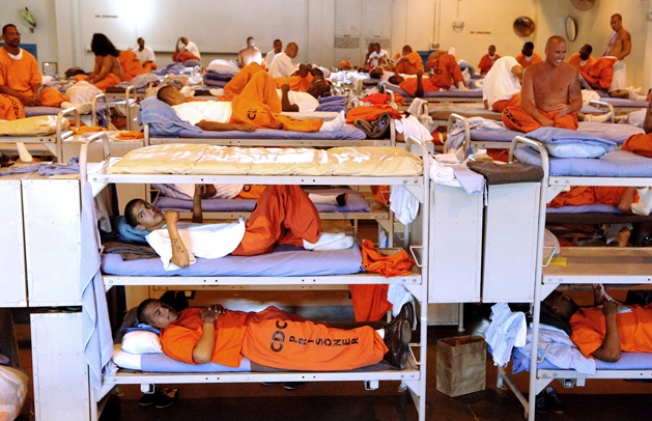 Prisons Boss Sees Ways to Meet High Court's Overcrowding Order
