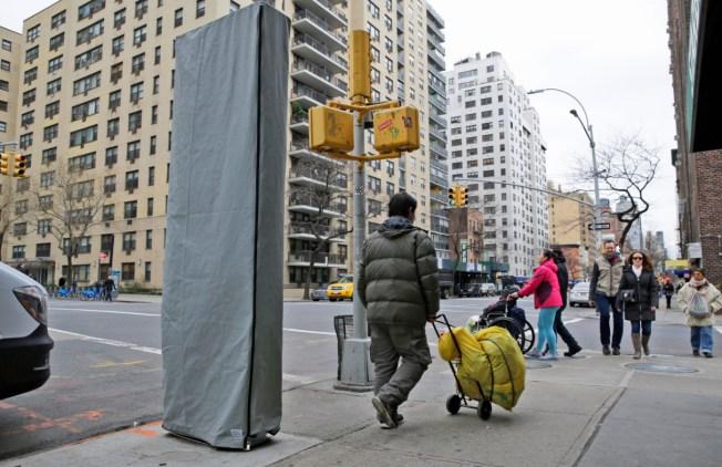 NYC Launches Sidewalk WiFi Hot-Spot Network