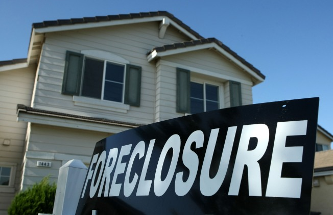 Opening the Door to Gutted Foreclosures