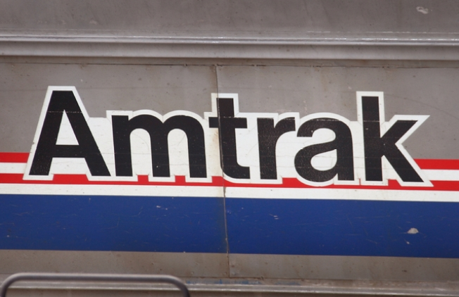 Bomb Squad Searches Amtrak in Van Nuys
