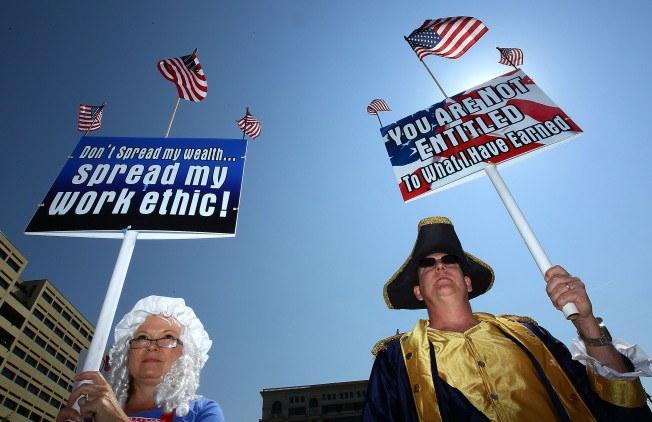 The Tea Party's Exaggerated Importance