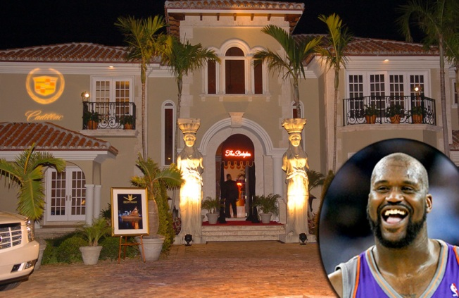 Shaq's Miami Mansion Finally Sold