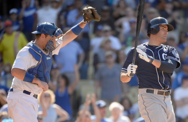 Padres Limp In To All-Star Break