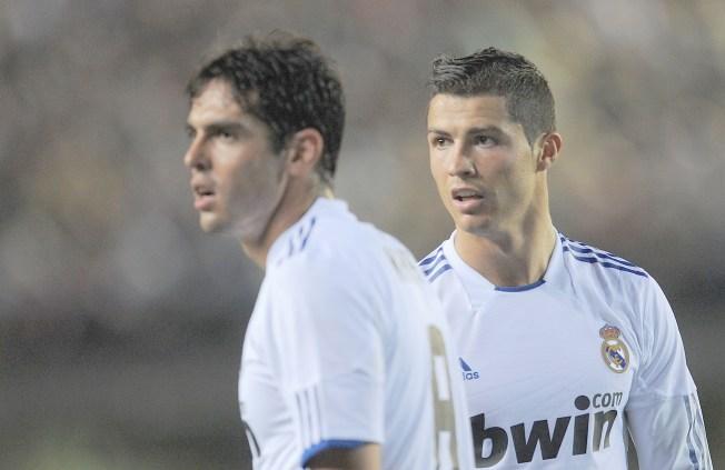 Ronaldo, Real Madrid Coming to Qualcomm Stadium