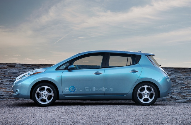 Nissan's New Leaf is the Perfect Commuter Car