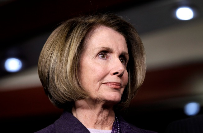 Pelosi Resumes Schedule Following Illness