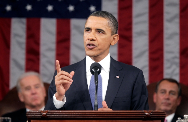 Obama Urges Cooperation and Innovation in State of the Union