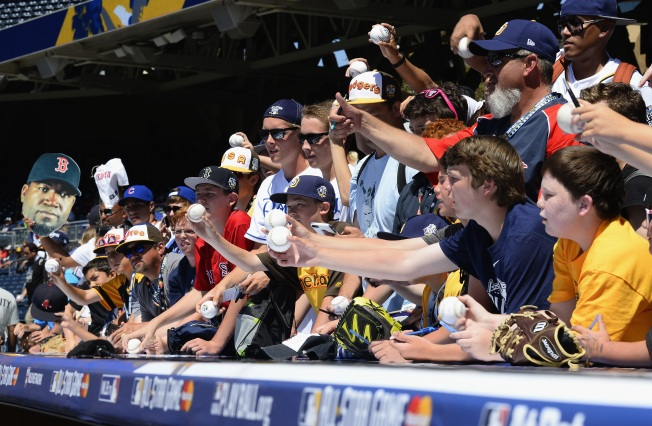 Over 400K People Attended the MLB All-Star Events
