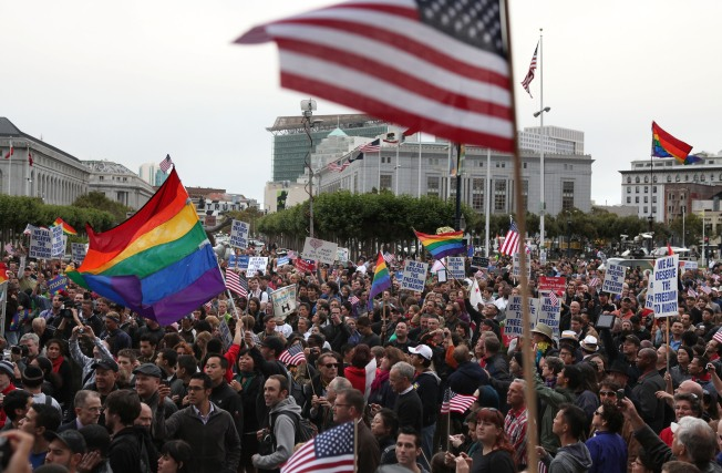 Gay-Marriage Brief Seeks Help in Prop. 8 Case