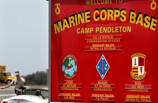 Report: Slain Marine, Wife Tortured