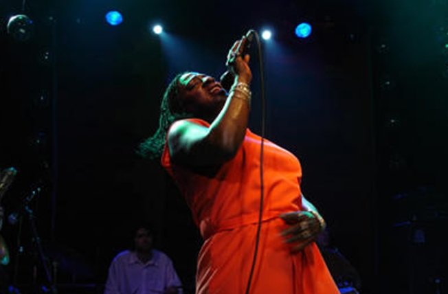 It's Sharon Jones' World -- We Just Live In It