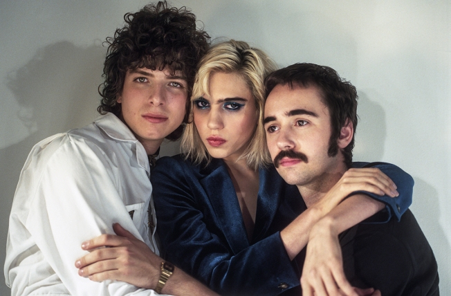 Sunflower Bean's 'Blue' Note