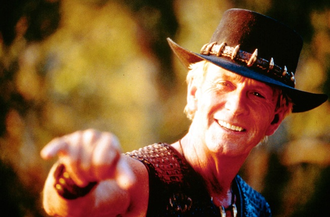 """Crocodile Dundee"" Paul Hogan Finally Pays His Tax Bill"