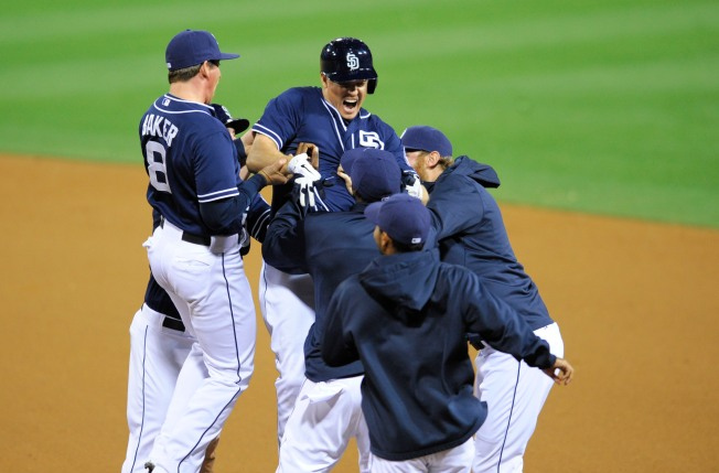 Padres Have A Winning Streak!