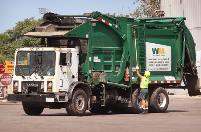 Will San Diego Dump Free Trash Collection?