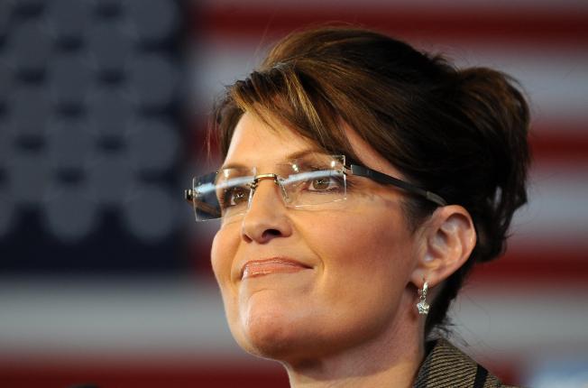 Palin Versus GOP