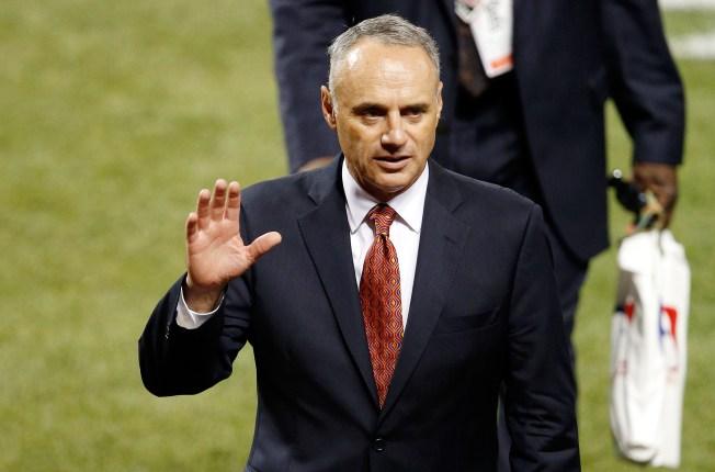 Lawsuit Filed Against MLB Commissioner