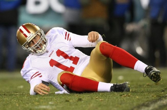 Niners' Playoff Hopes End in Philly