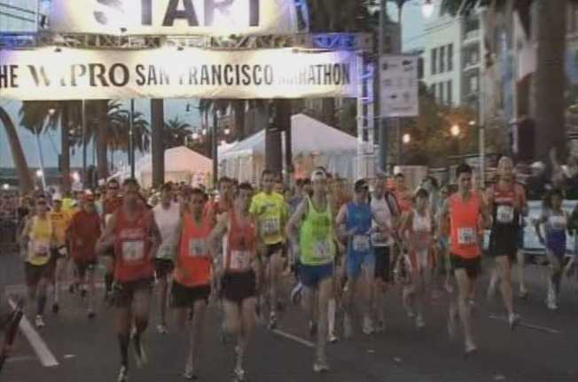 Over 25,000 People Compete in San Francisco Marathon