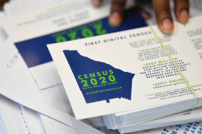 5 States Resisting Creation of Panels to Promote the Census