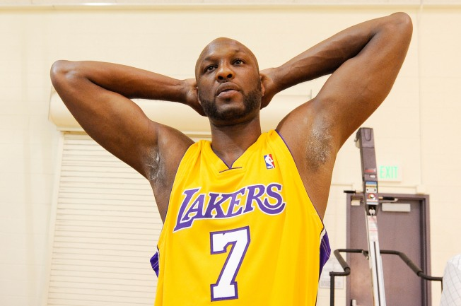 "Soap Opera ""As The Lakers Turn"" Is Back"