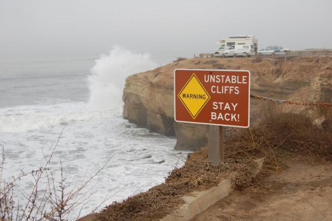 Man Rescued After Fall from Sunset Cliffs