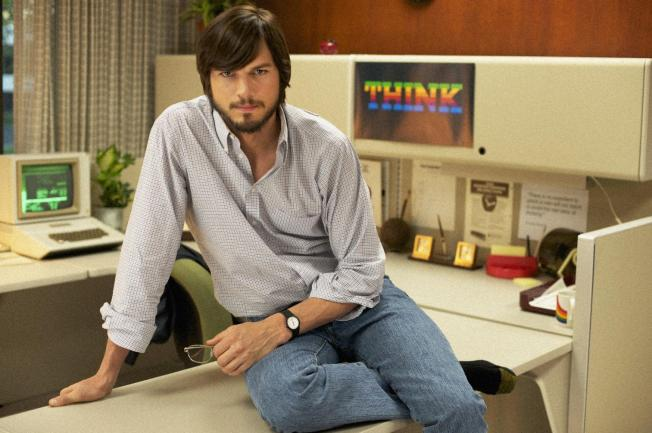 "First ""jOBS"" Clip: See Ashton Kutcher in Action as Apple Founder Steve Jobs"