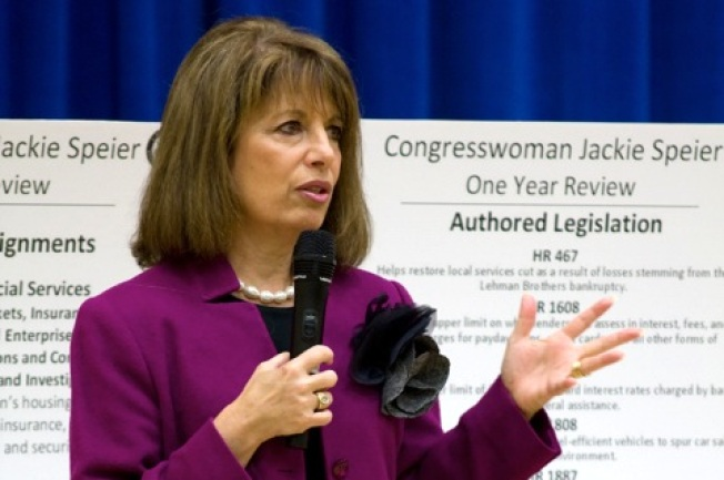 Speier Admits to Past Abortion While Speaking on House Floor