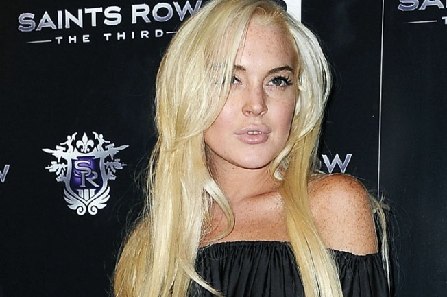 "Lohan: ""I Am Not To Be Made An Example Of Anymore"""