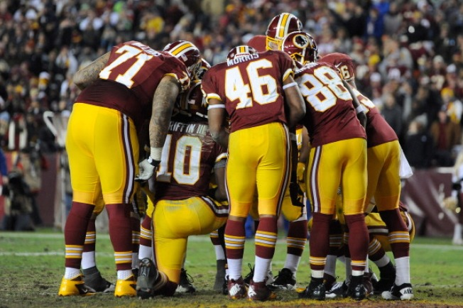 "Bill Would Prevent the Term ""Redskins"" From Being Trademarked"