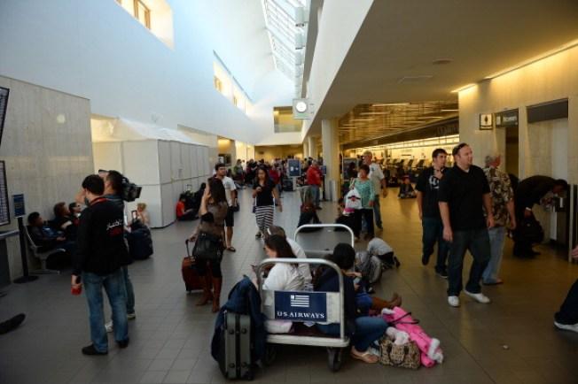 FBI Delays LAX Luggage Return After Shooting