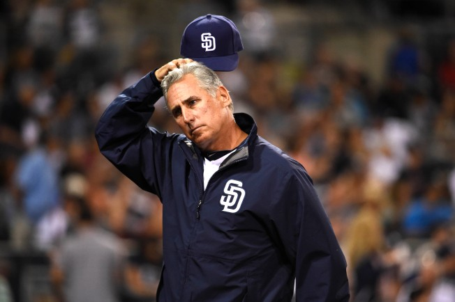 Padres Shut Out At Home