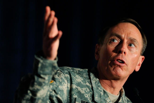 Gen. Petraeus Treated for Prostate Cancer