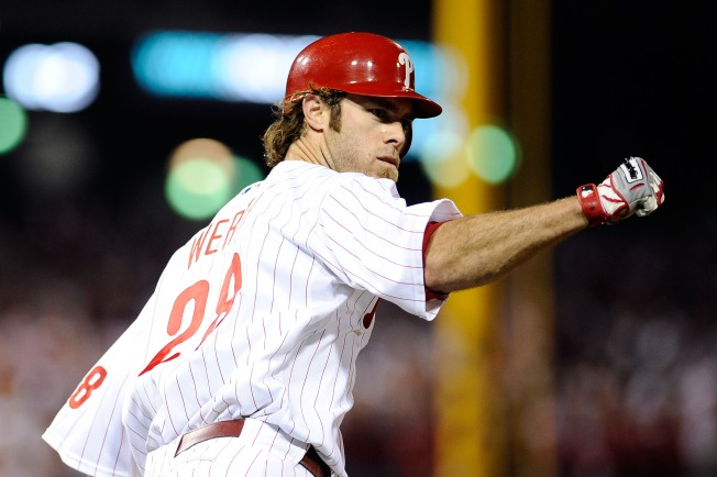 Phillies Clinch the National League Pennant