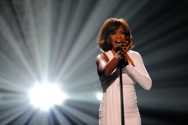 Illness Forces Whitney Houston to Postpone Concert