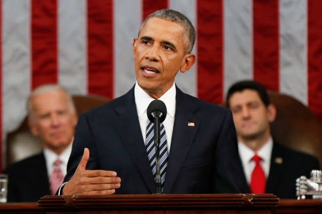 Poll: Majority of Americans Approve of Obama's State of the Union Address