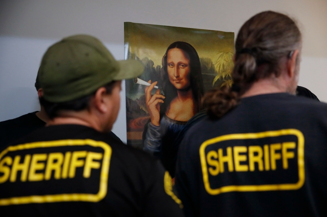Surge in Illegal California Pot Shops Undercuts Legal Market