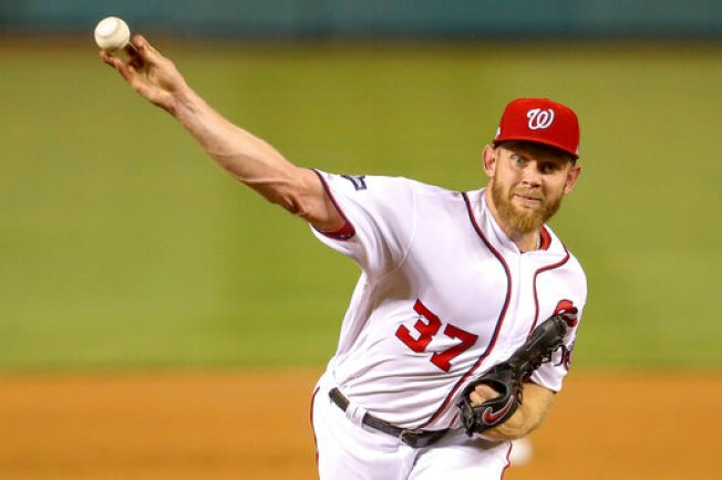 Aztec Ace Steps On To World Stage, Former San Diego State Pitcher Stephen Strasburg Will Make World Series Debut
