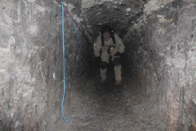 Guilty Plea in Cross-Border Drug Tunnels