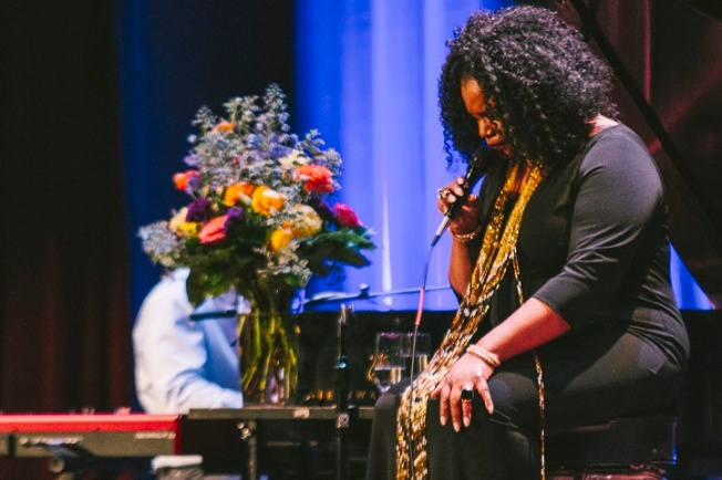 Dianne Reeves Rocks Symphony Hall