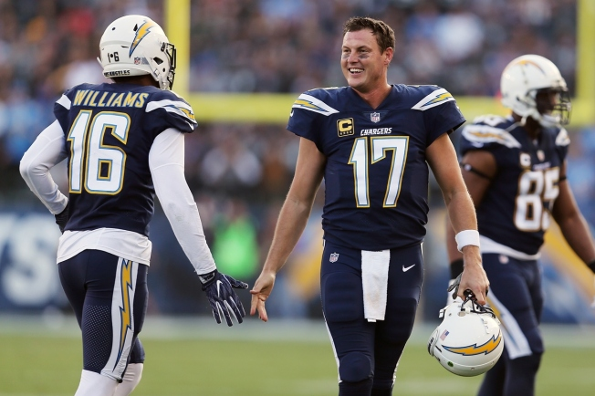 Chargers Back on the Practice Field for Voluntary Workouts