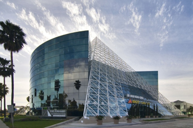 Pyramid Building on Miramar Road Sold