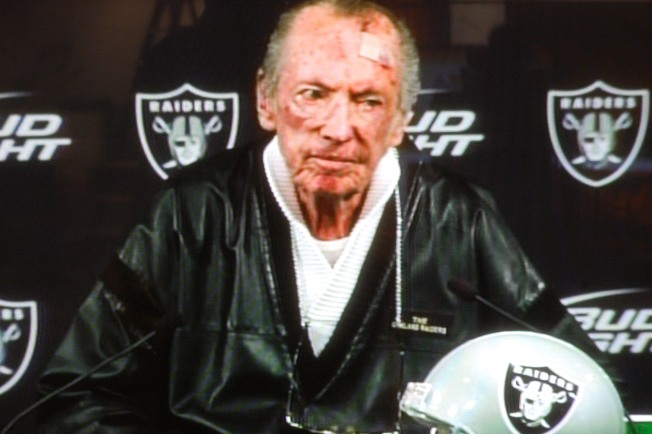 Al Davis: Just Hated, Baby