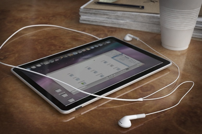 New Apple Tablet Rumors Come With a Release Date