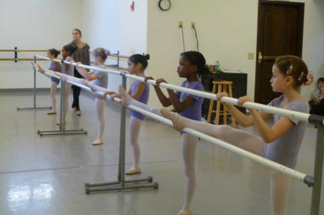 Youth Dance Classes Do Not Always Meet Physical Movement Guidelines