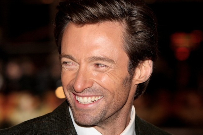 "Hugh Jackman Ready to ""Be a Slob Again"""