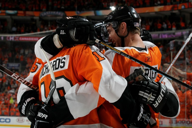 Flyers Headed to the Stanley Cup Finals