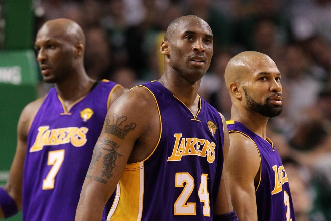 Lakers Defenseless in Game 5 Loss