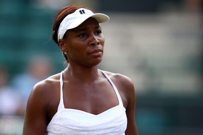 Venus Williams Ousted in Stunning Wimbledon Quarterfinal