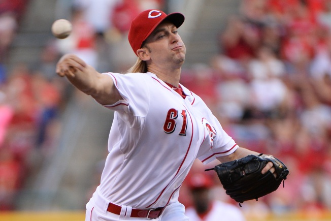 Reds Beat Padres In Every Phase